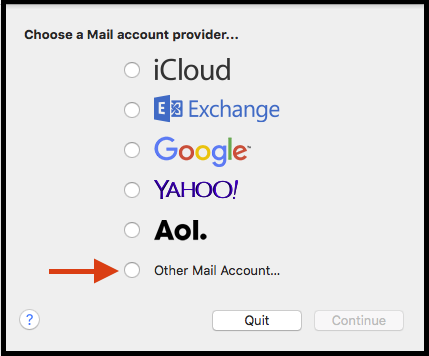 How To Set Up A WestHost Email With Mac Mail - WestHost