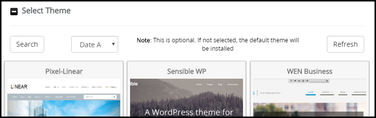 How To Install WordPress through Softaculous - WestHost