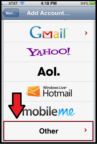 How To Setup A cPanel Email On iPhone - WestHost - WestHost