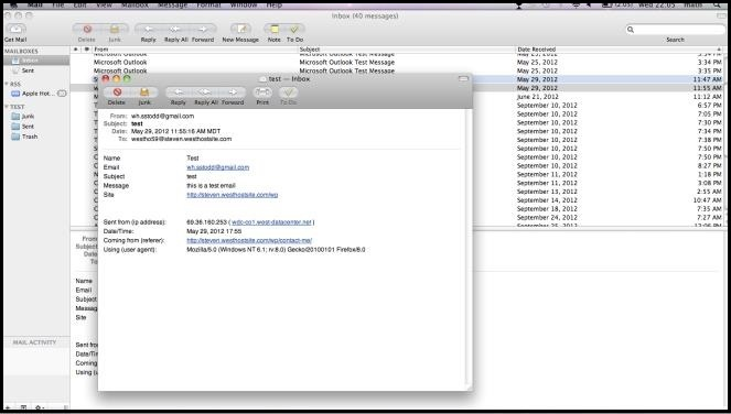 How To Retrieve Email Headers From Mac OS X Mail - WestHost
